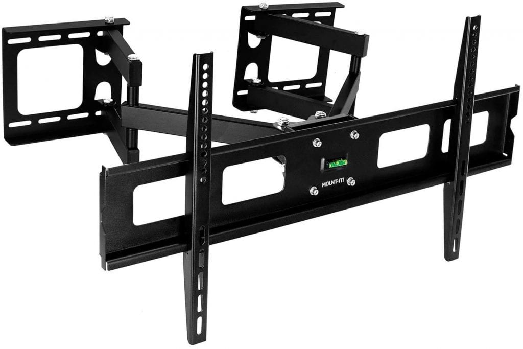 Mount-It! MI-484C Articulating Corner Mount for TV