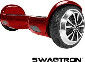 Swagtron Swagboard Pro T1 self-balancing scooter