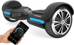 Swagtron Swagboard Vibe T580 Bluetooth Hoverboard