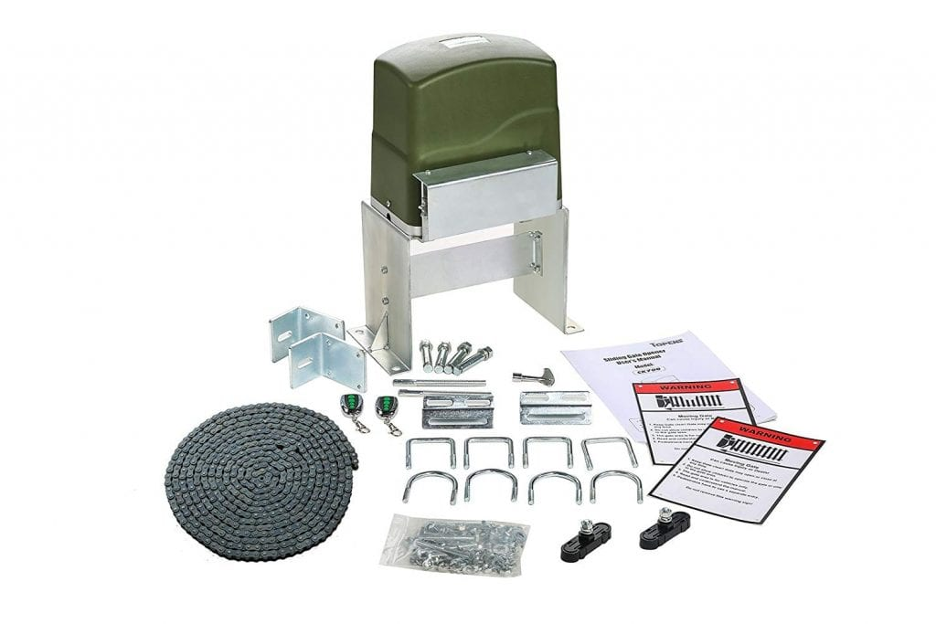 TOPENS CK700 Automatic Sliding Gate Opener Kit