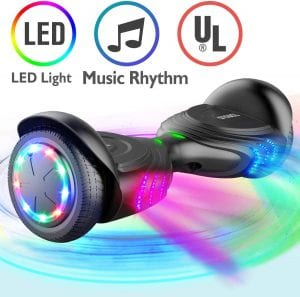 Tomoloo Music Rhythmed Hoverboard for kids