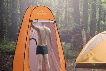 Best Camping Shower Tents