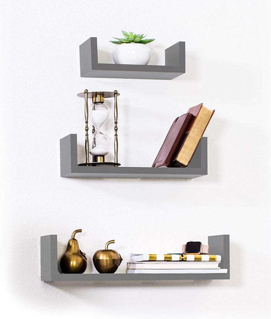 Adorn Home Essentials Floating Shelves
