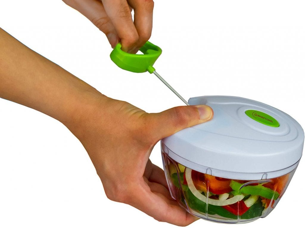 Brieftons All-in-one Handheld Chopper