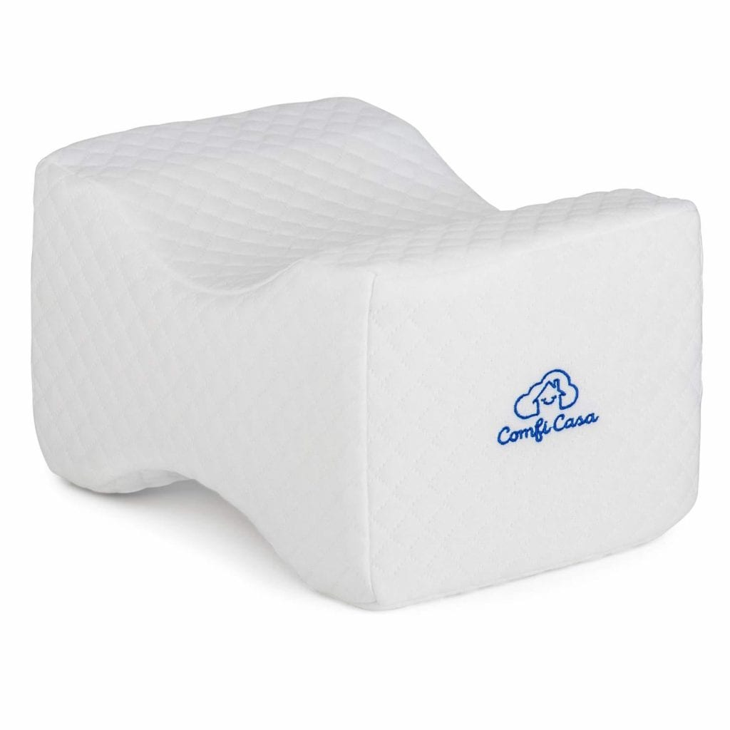 ComfiCasa Memory Foam Knee Pillow