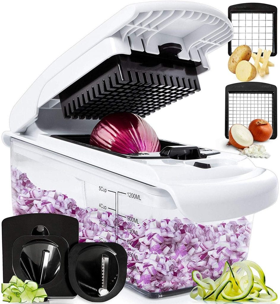 Fullstar 4-Blades Pro Food Chopper