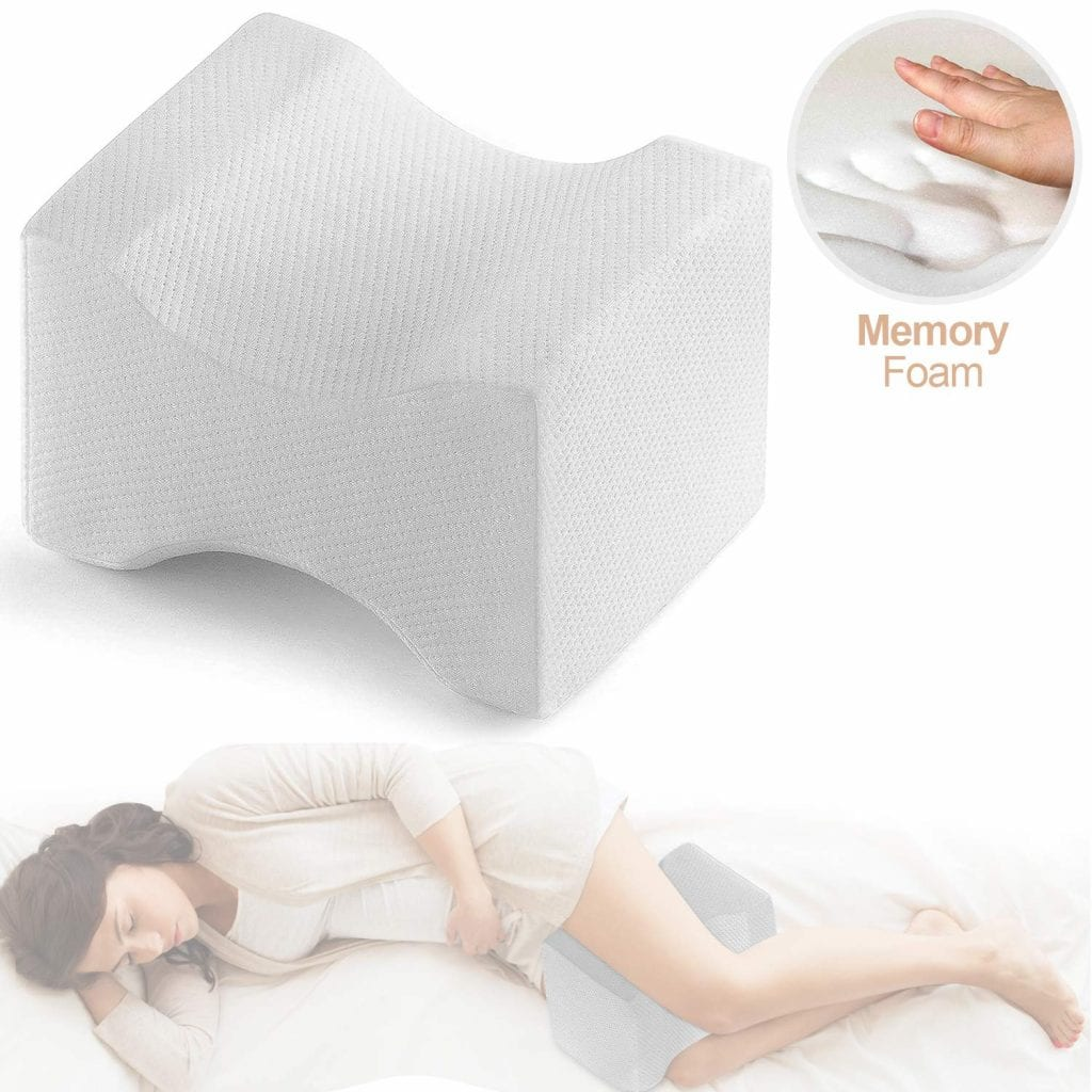 Leg Positioner Knee Pillow By Trademark Supplies