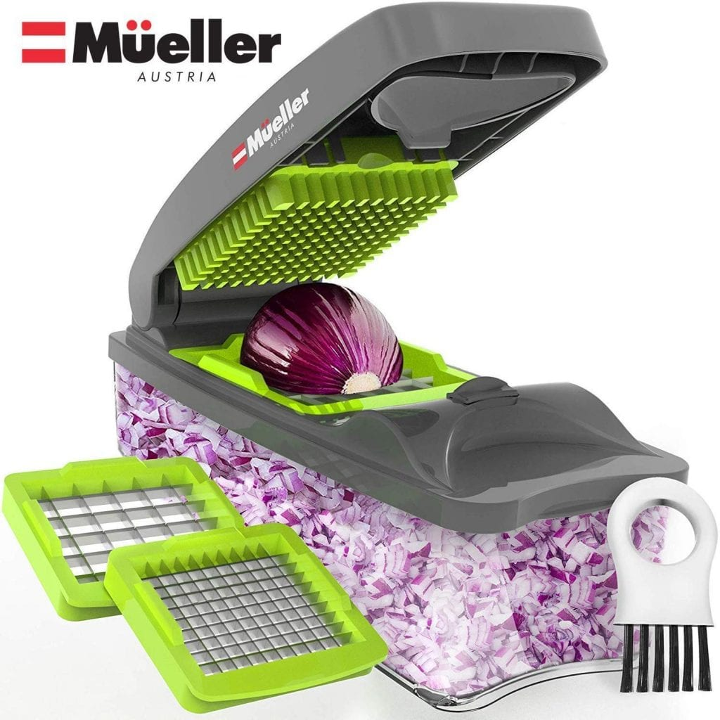 PPro Vegetable Chopper by Mueller Austria