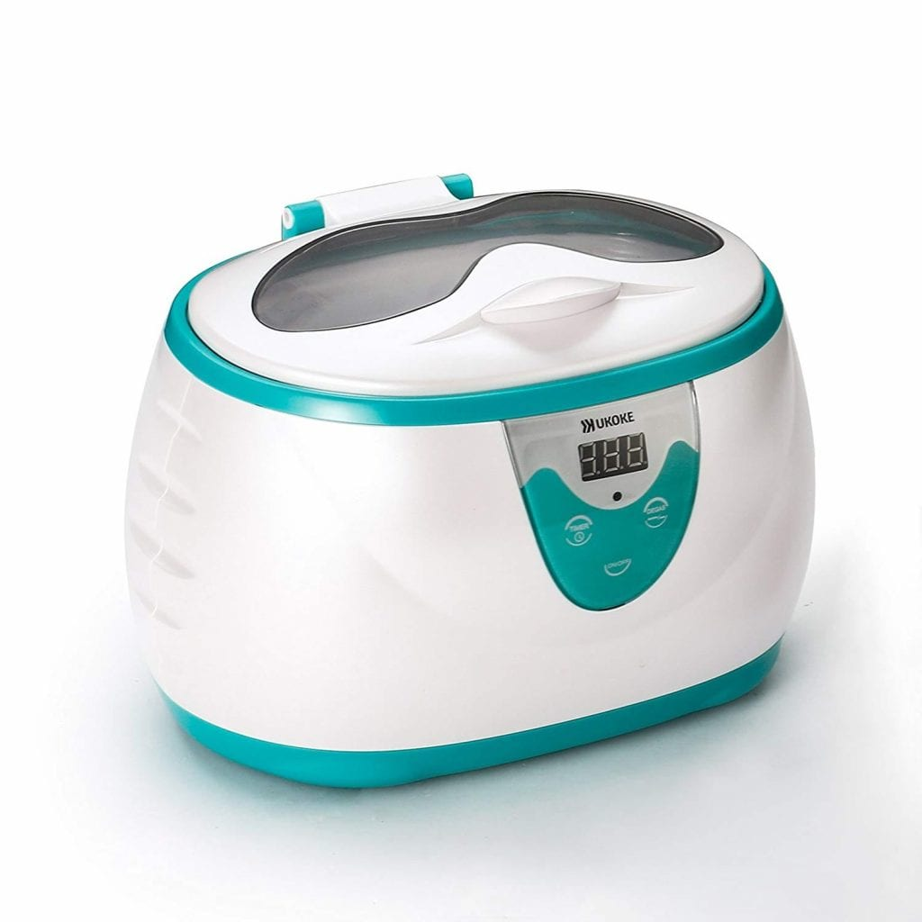 UKOKE Ultrasonic Professional Jewelry Cleaner