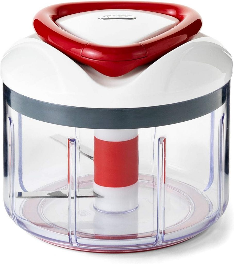 Zyliss Manual Food Chopper and Processor
