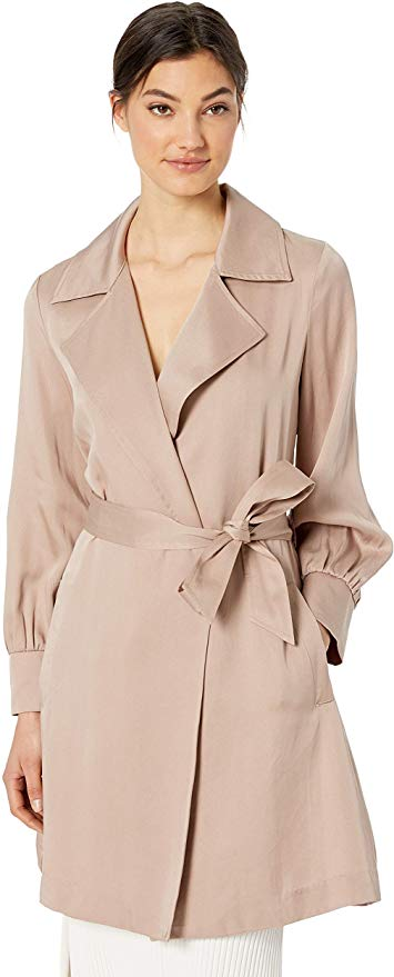BB Dakota Women's Trench Coat