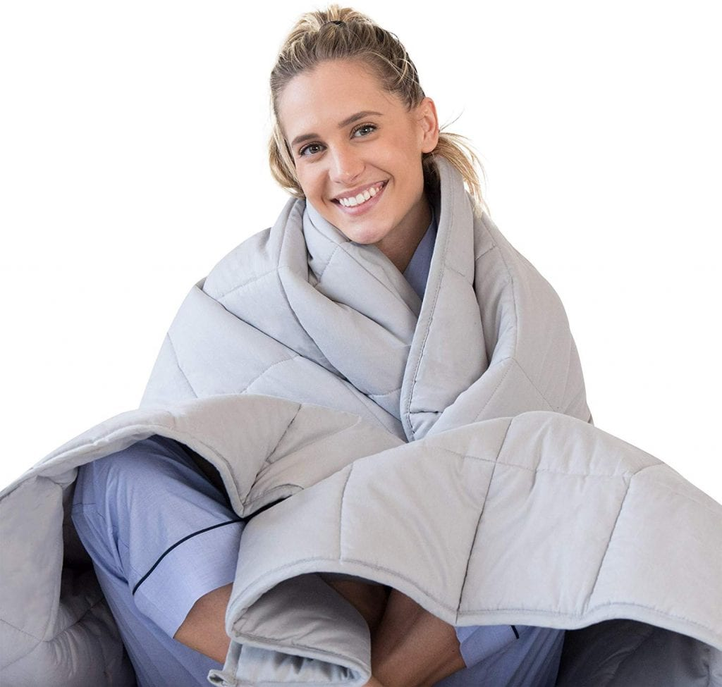 LUNA King Size Weighted Blanket