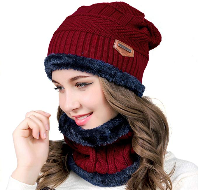 Women's Winter Hat by MUCO