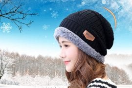 Women's Beanie for Winter