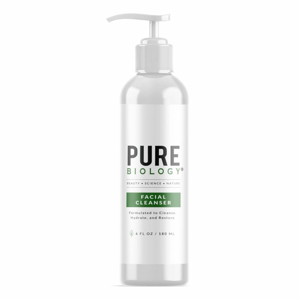 Pure Biology Facial Cleanser