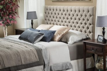 Upholstered Headboard for Bed