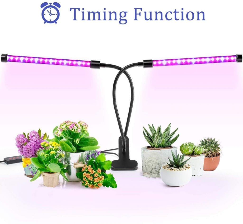 40W Grow Lights for Indoor Plants by Ankace