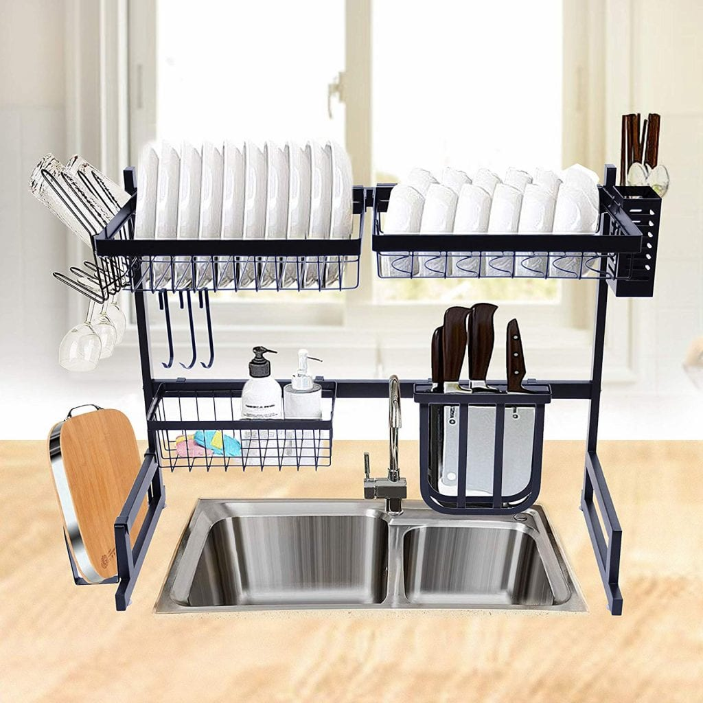 AKOZLIN Over Sink Rack