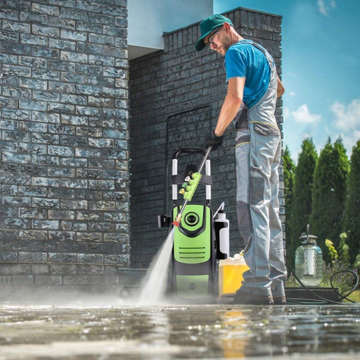 The Best Electric Pressure Washers