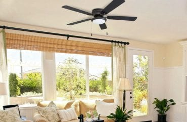 Ceiling Fans With LED Light