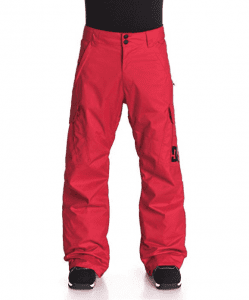 DC Men's Banshee 10k Waterproof Snowboard Pants