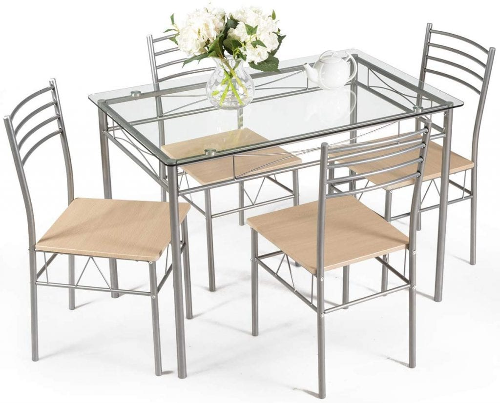 Giantex Dining Table Set