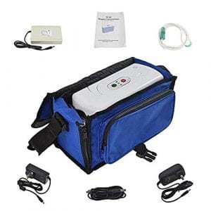 HUKOER Oxygen Concentrator carry unit
