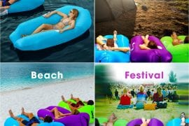 Inflatable Lounge Sofa