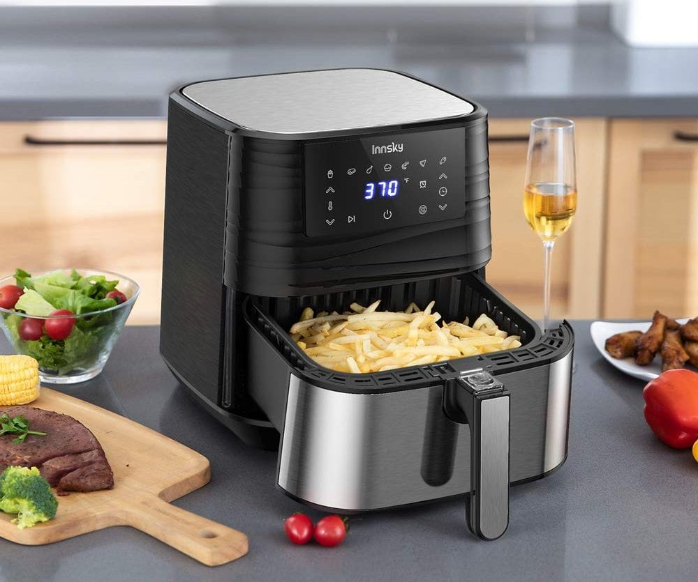 The Top Electric Air Fryers in 2020 Reviews & Buyer's Guide