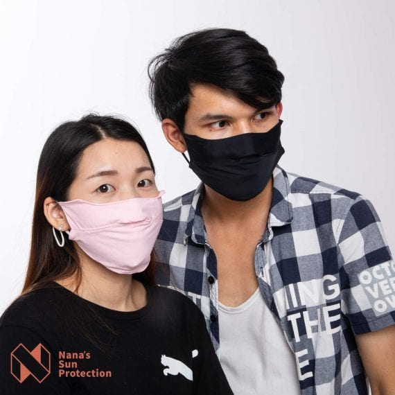 Face Mask for Virus Protection & Dust