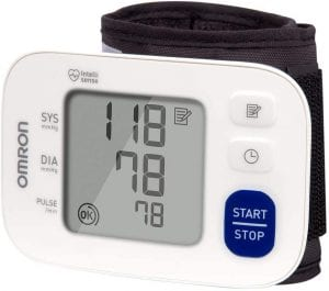 Omron 3 Series for Wrist