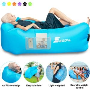 SEGOAL Inflatable Lounger Air Sofa