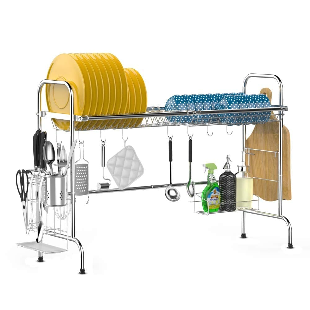 iSPECLE Over Sink Dish Rack