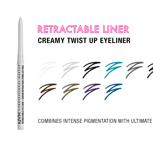 NYX PROFESSIONAL MAKEUP Mechanical Eyeliner Pencil