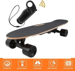 OppsDecor Youth Electric Longboard