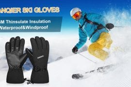 Snowboard Gloves for Winter