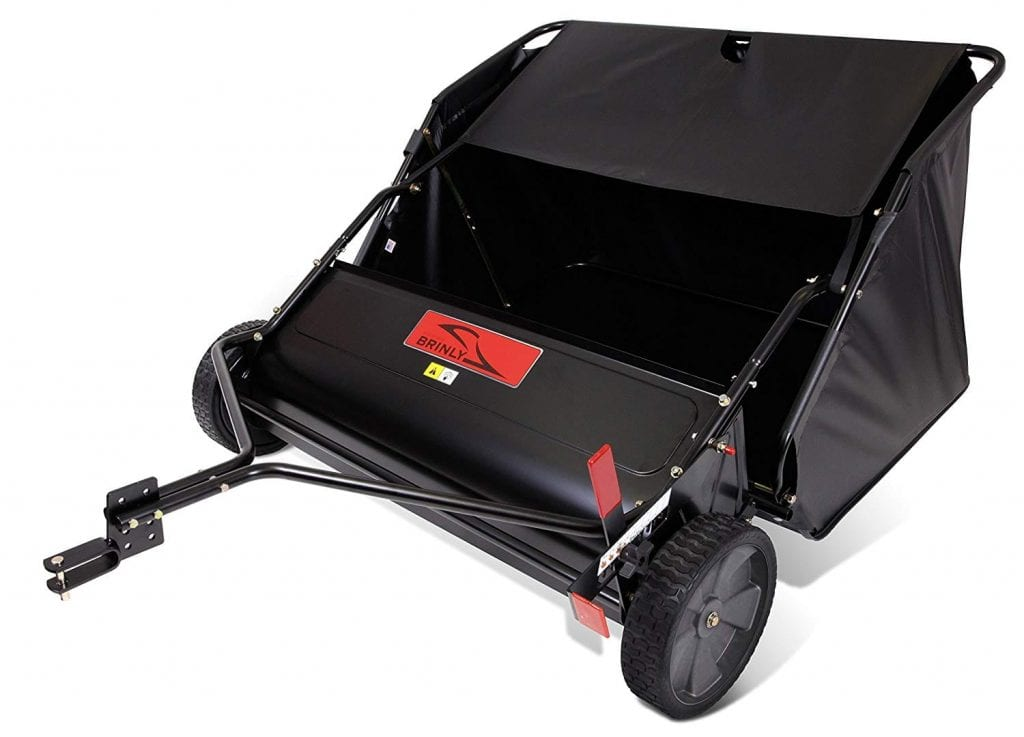 Brinly 42-Inch Lawn Sweeper STS-427LXH