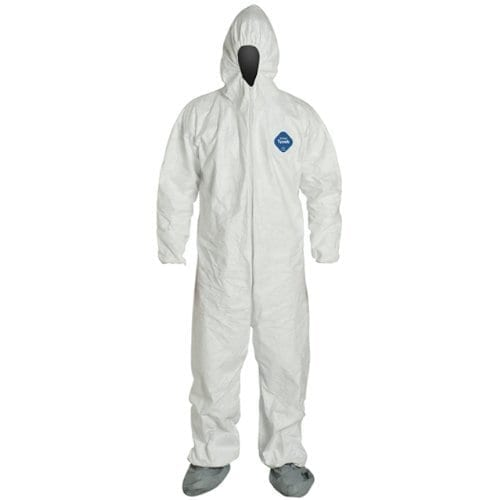 DuPont TY122S-XL-EACH Disposable Tyvek Coverall Suit
