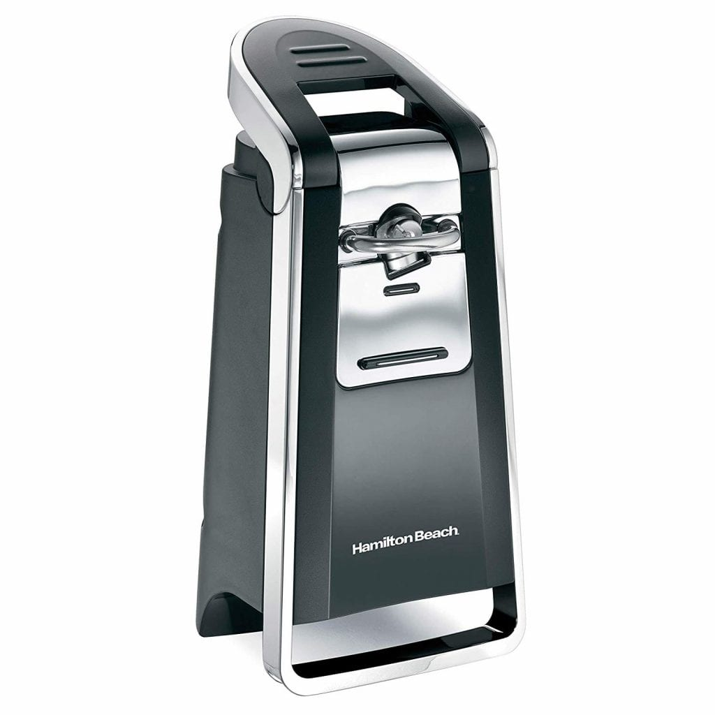 Hamilton Beach Automatic Electric Can Opener Smooth Touch
