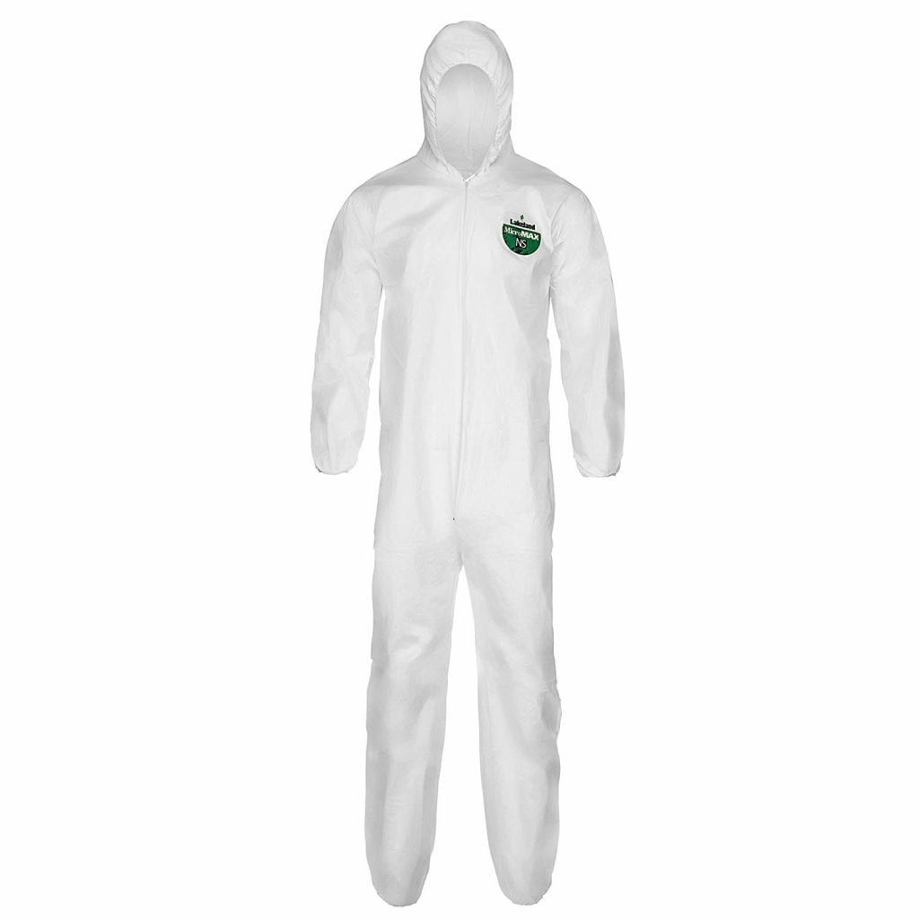 Lakeland MicroMax NS Microporous General Purpose Disposable Coverall