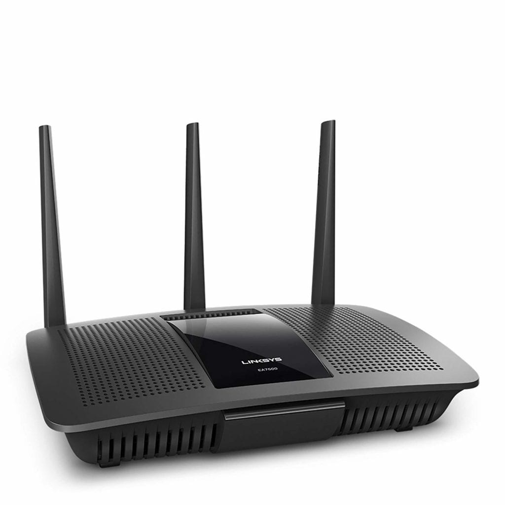 Linksys EA7500 Wifi Router for Home