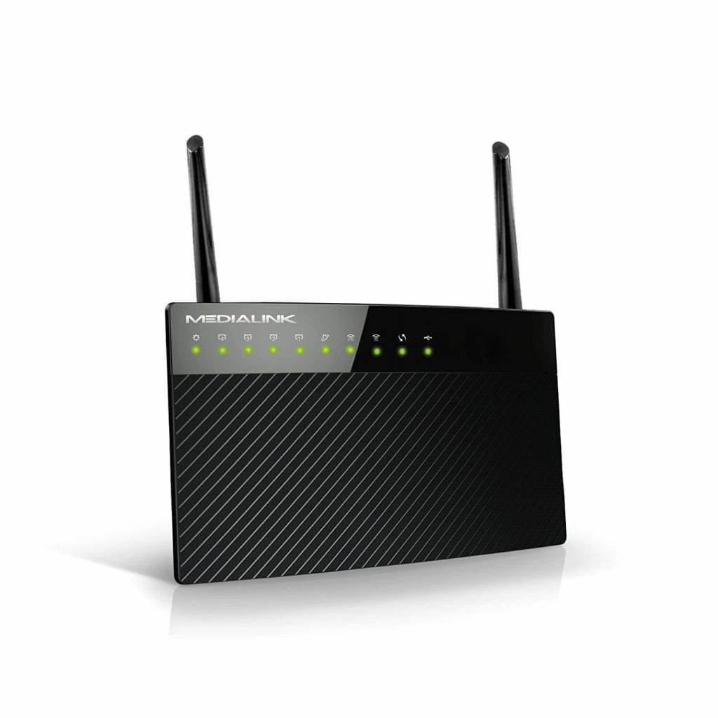 Medialink AC1200 Wireless Router