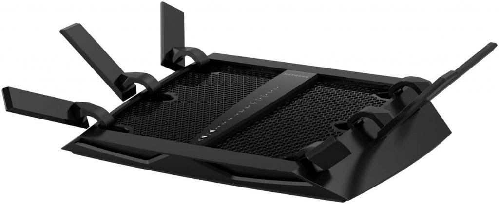 NETGEAR Nighthawk Wireless Router-(R8000)