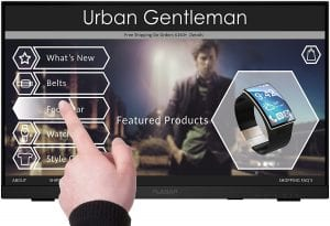 Planar Helium PCT2235 Touch Screen