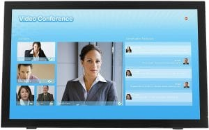"""Planar PCT2485 Helium 24"""" Multi-Touch Monitor"""