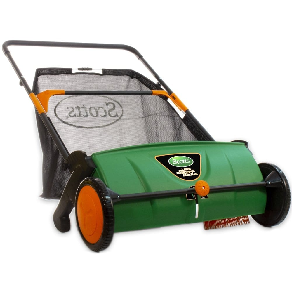 Scotts 26-Inch Push Lawn Sweeper LSW70026S