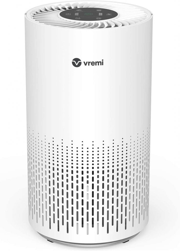 Vremi Air Purifiers with HEPA Filter