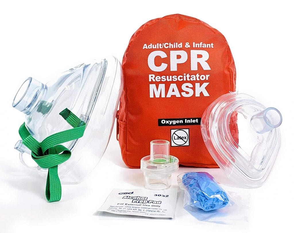 WNL Adult & Child Resuscitation Mask