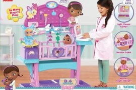 Nursery Play Set for Kids