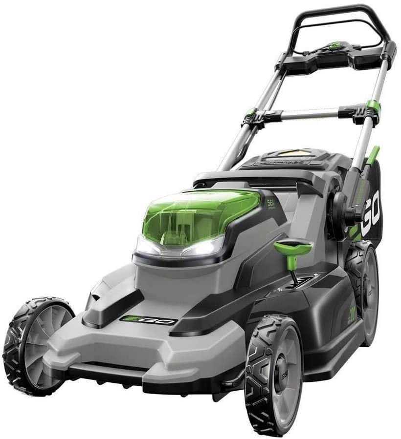 Ego Power Cordless Battery Lithium Charged Mower